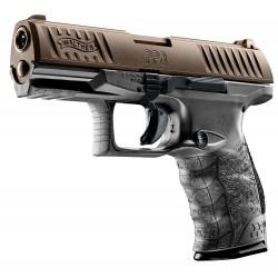 Série limitée pistolet Walther PPQ gris métal gbb