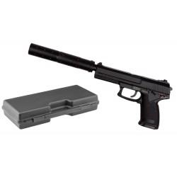Pack pistolet GNB Mk23 + silencieux + mallette