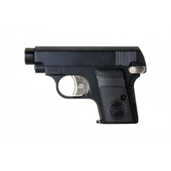 Rep pistolet gh25 Noir gaz culasse fixe - src