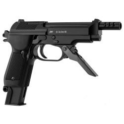 Rep GBB pistolet M93 full auto Noir gaz-PG1600