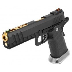Réplique GBB hx2003 full black - AW custom Pistolet GBB hx2003 full black-PG42003