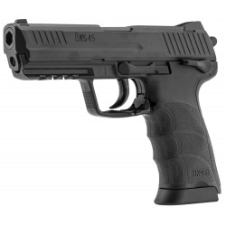 Rep pistolet HK 45 Noir CO2 gnb