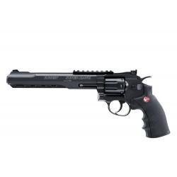 Réplique revolver 8 Pouces Super Hawk Noir