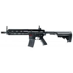 Réplique AEG HK416 CQB DLV pack complet 0,5 j