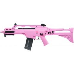 Réplique AEG G36C IDZ H&K pink édition blowback 0,5j - Umarex