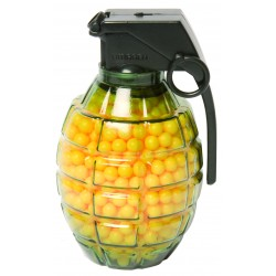 Bille 0,12 gr en grenade.
