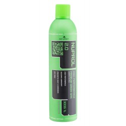 Gaz Nuprol Premium 2.0 Green Gaz Mini bouteille-A69911