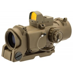 Point rouge np phantom f dr 4 x 32 tan et dot sight
