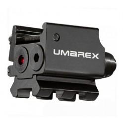 Nano laser 1 rouge full métal montage 21 mm - Umarex