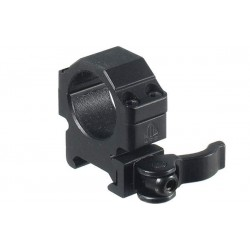 Colliers de montage attache rapide UTG 21 mm Picatinny Weaver