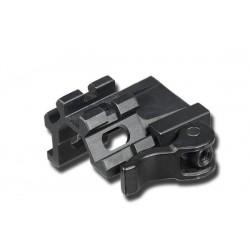 Rail UTG Quad 1 slot 45 mm 16 mm