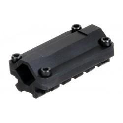 Rail UTG Universel 5 slots pour Canon