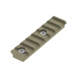 Rail picatinny UTG keymod 8 slot fde cerakote-A67057