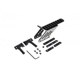 Kit rail de Montage et leviers d'armement Hi-cap HX - AW CUSTOM