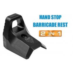 A67047 Grip handstop pour système Keymod