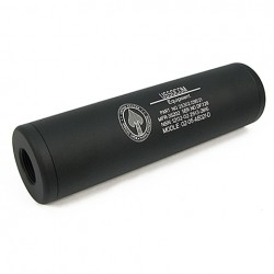 Rep silencieux US Socom Universel 110x30mm - King Arms