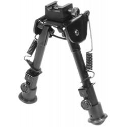 Bi-pied UTG métal pour rail et Grenadière (6. 1 / 7. 9)