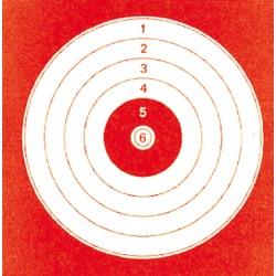 1000 cibles cartonnées 14 x 14 cm loisirs - Shoot Again