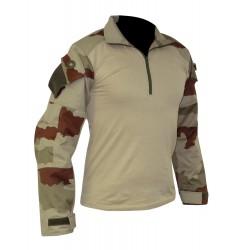 Chemise de combat type ubas camo sable