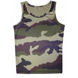 Débardeur Cooldry camouflage S - Sans marquage-T7580061